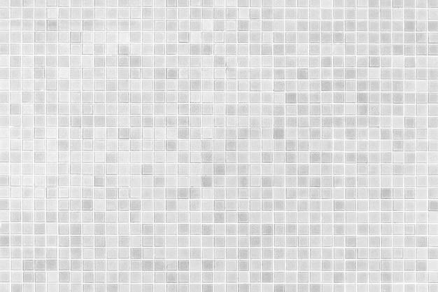 Patrón de mosaico y fondo
