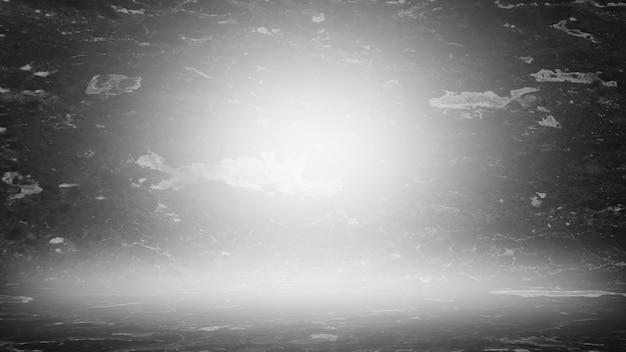 Patrón natural de mármol negro para fondo abstracto blanco y negro