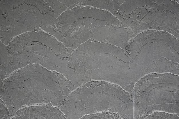 Patrón de onda pared de cemento para el fondo