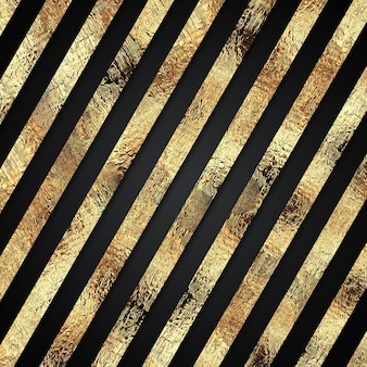 Patrón oro sobre fondo blanco.