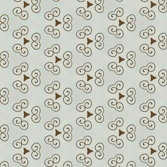 Patrón de tela o papel tapiz interior