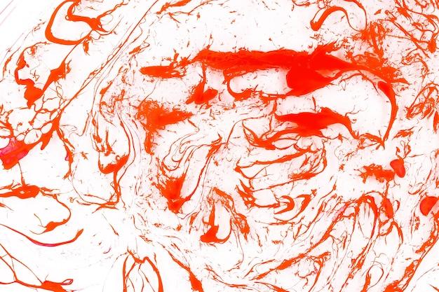 Patrones de pintura en el agua / foto de fondo hermosos patrones