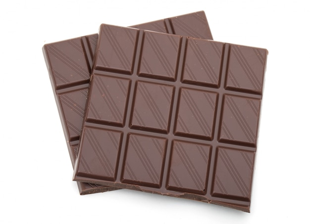 Pedazos de chocolate