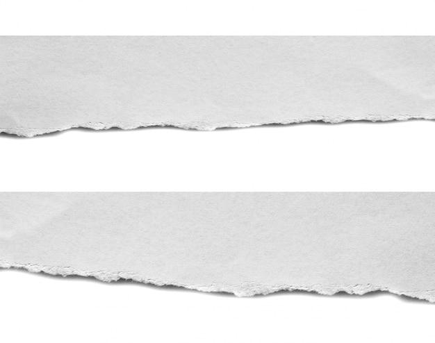 Pedazos de fondo de papel rasgado de la textura, espacio de la copia.