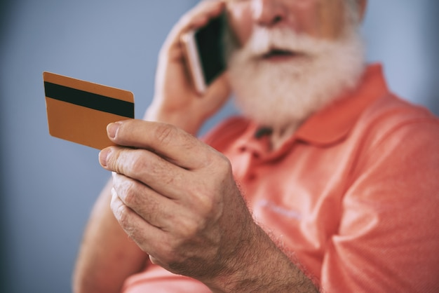 Pedido por teléfono