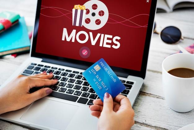Películas entretenimiento eventos medios digitales
