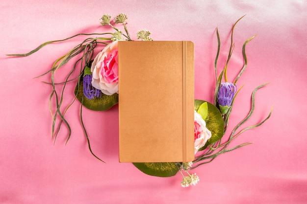 Peonías de notebook