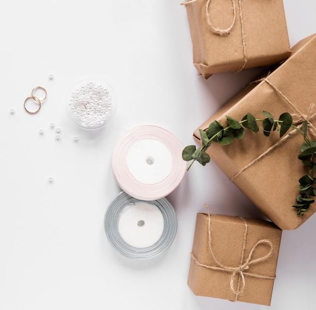 Pequeños regalos para bodas