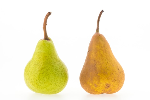 Peras deliciosas