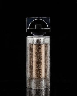 Perfume de lujo o botella de fragancia