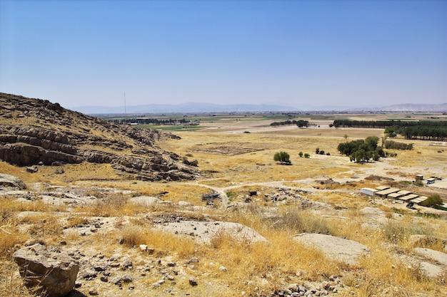 Persépolis es la capital del antiguo imperio en irán