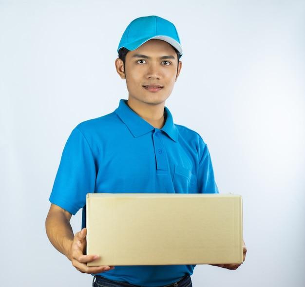 Personal de entrega en línea