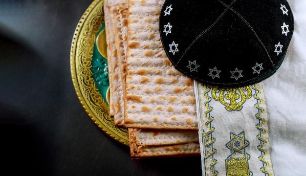 Pesah judío concepto de celebración fiesta judía pascua