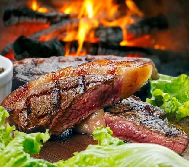 ¡picanha a la parrilla, corte tradicional brasileño!