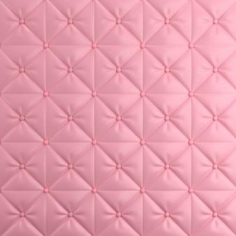 Piel de tapicería cosida