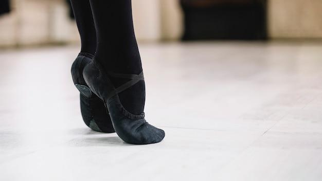 Pies de bailarina