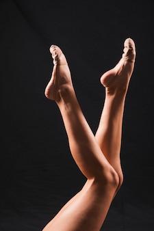 Pies de gimnasta