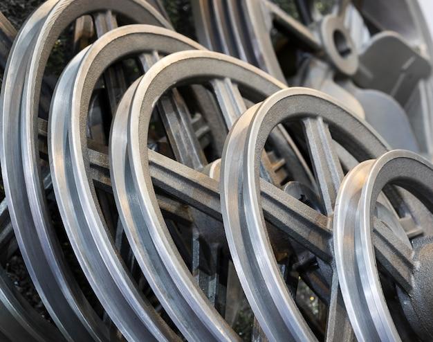 Piezas de fundición de hierro de alta calidad