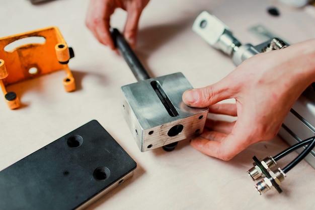 Piezas de reparación de máquinas herramientas máquinas herramientas