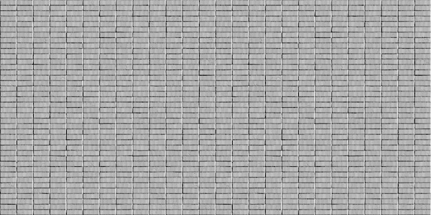 Pila bond gris ladrillo pared patrones sin fisuras textura fondo