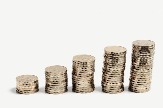 Pila de monedas