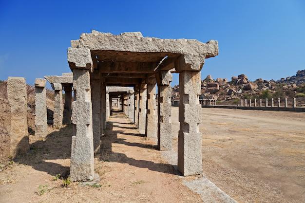 Pilares del templo