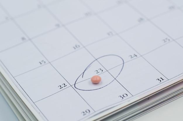 Píldora anticonceptiva, anticonceptivo, sexo seguro
