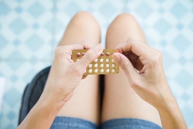 Píldoras anticonceptivas