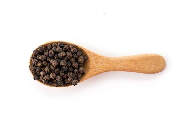 Pimientos negros
