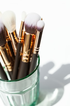 Pincel de maquillaje profesional