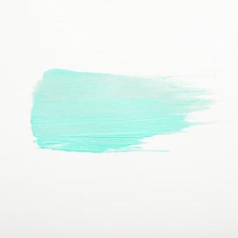 Pinceladas artísticas coloridas de pintura