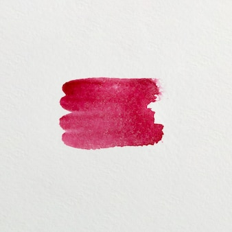 Pinceladas coloridas de acuarela