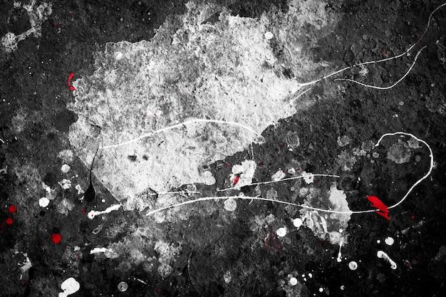 Pintura abstracta, fondo de tablero de textura colorida grunge