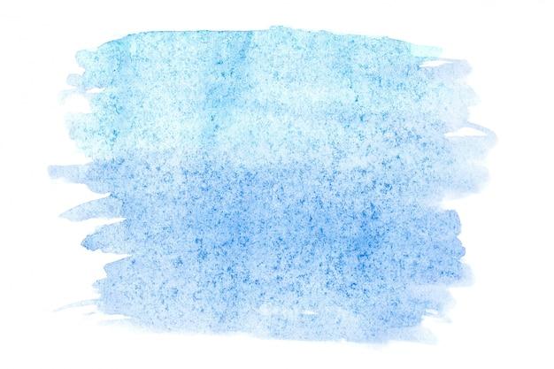 Pintura abstracta de la mano del arte de la acuarela. fondo de acuarela