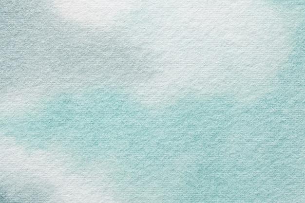 Pintura acuarela abstracta sobre lienzo