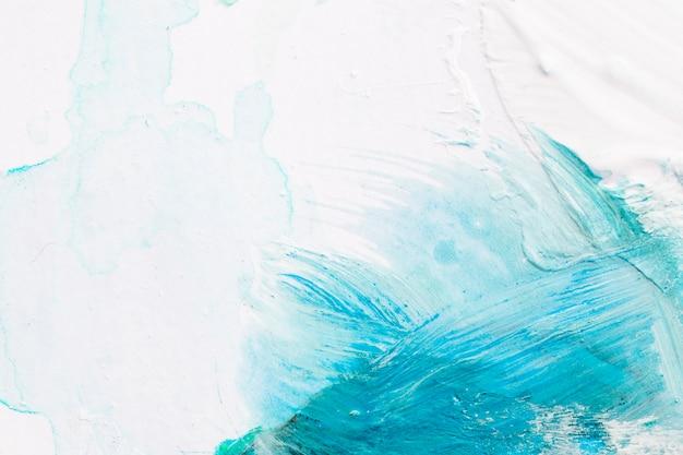 Pintura al óleo con textura abstracta