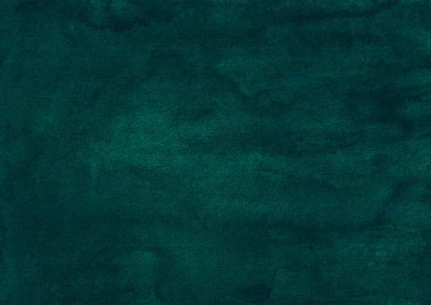 Pintura de fondo líquido verde oscuro acuarela