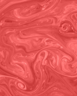Pintura mezclada roja y rosada del arte del diseño de la textura de mármol