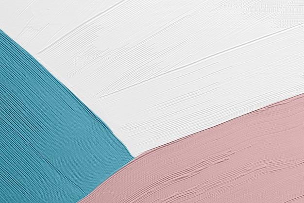 Pintura de pincel de colores