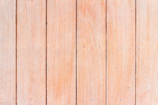 Piso de madera y respaldo de madera