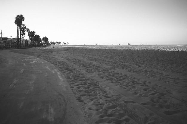 Pistas en la arena