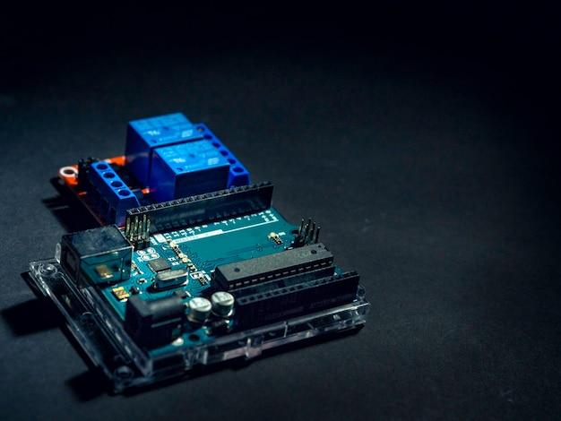 Placa de controlador arduino