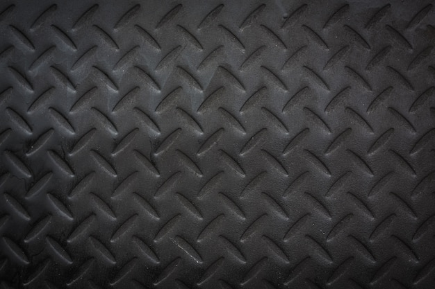 Placa de diamante negro.
