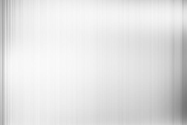 Placa de metal blanco de la pared