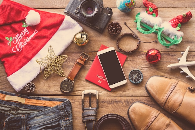 Planeando viajar con festival navideño