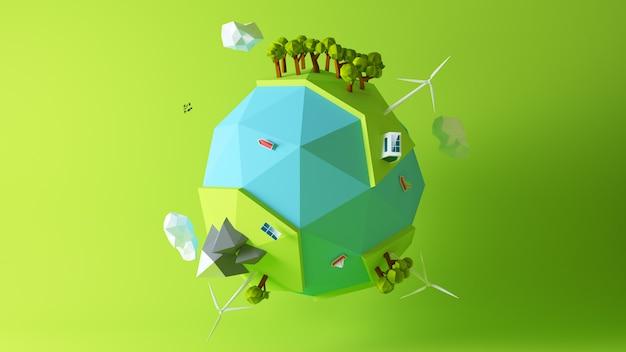 Planeta ecológico