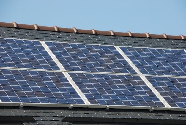 Planos de energía solar