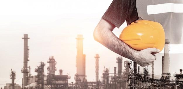 Planta industrial futura y industria energética