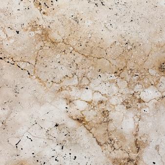 Plantilla de fondo de granito de crema agrietada