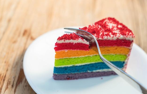 Plato azúcar partido pastel decoración dulces